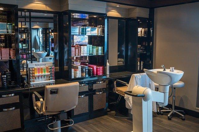 kosmetický salon