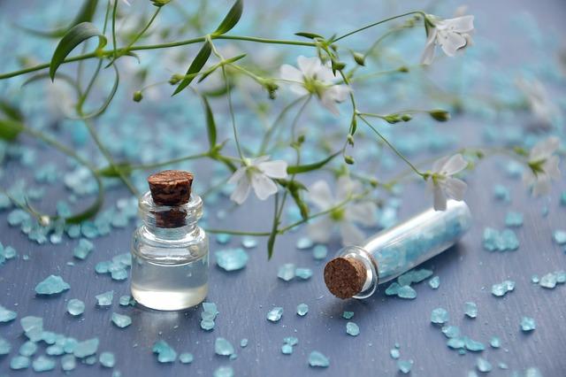 sůl a esence